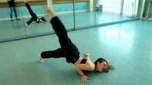 英語ダンス教室
