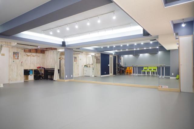 ダンス教室 バレエ レンタルスタジオ