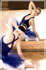 下北沢 レンタルスタジオのバレエ画像