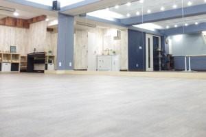 下北沢 レンタルスタジオ ダンス教室ができる貸しスタジオ