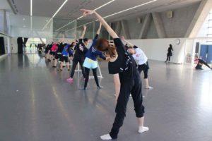 下北沢レンタルスタジオ バレエ教室 生徒募集 教室開講